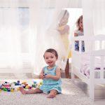 Jakie wybrać firanki do pokoju dla dzieci