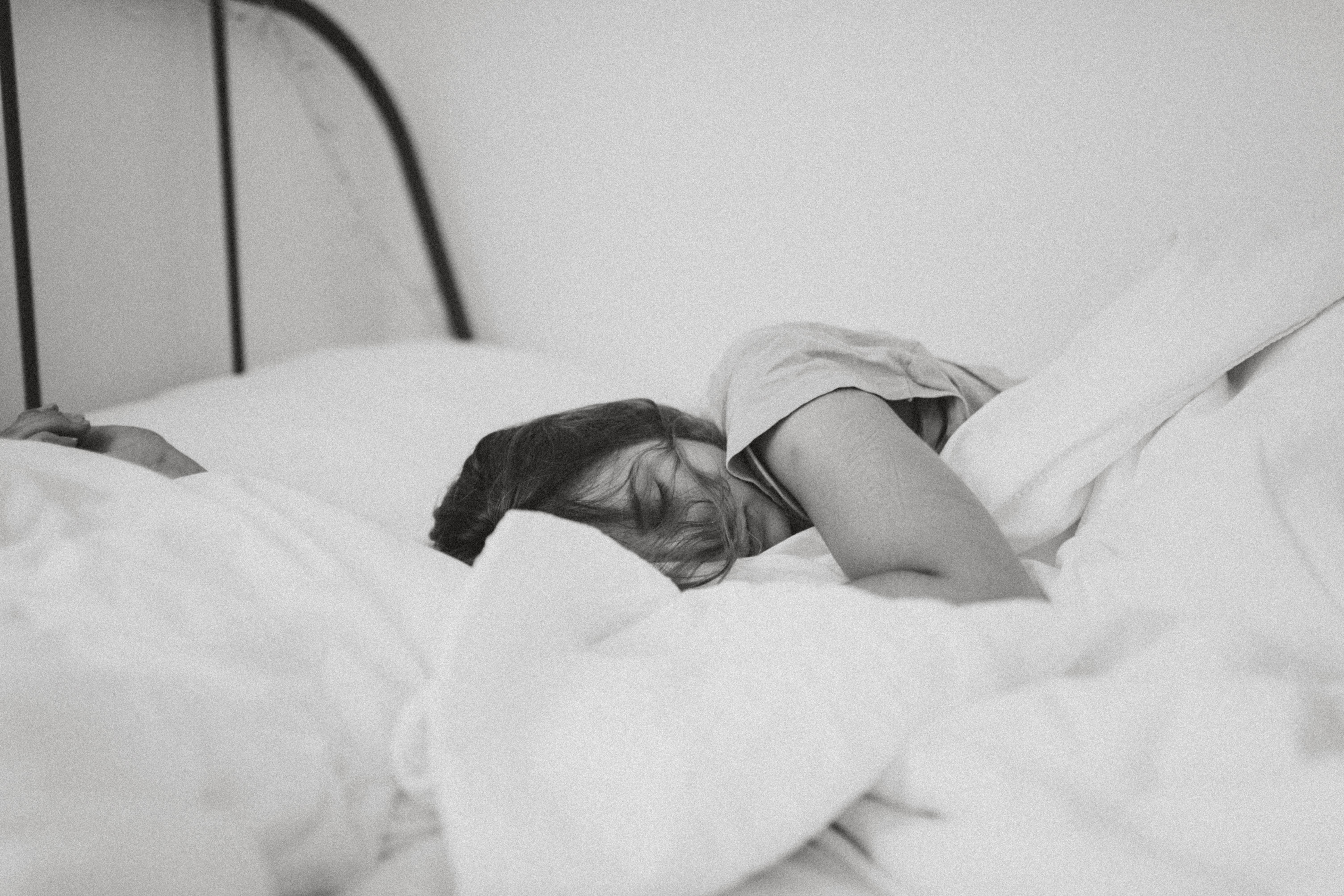 Sposoby na spokojny sen…