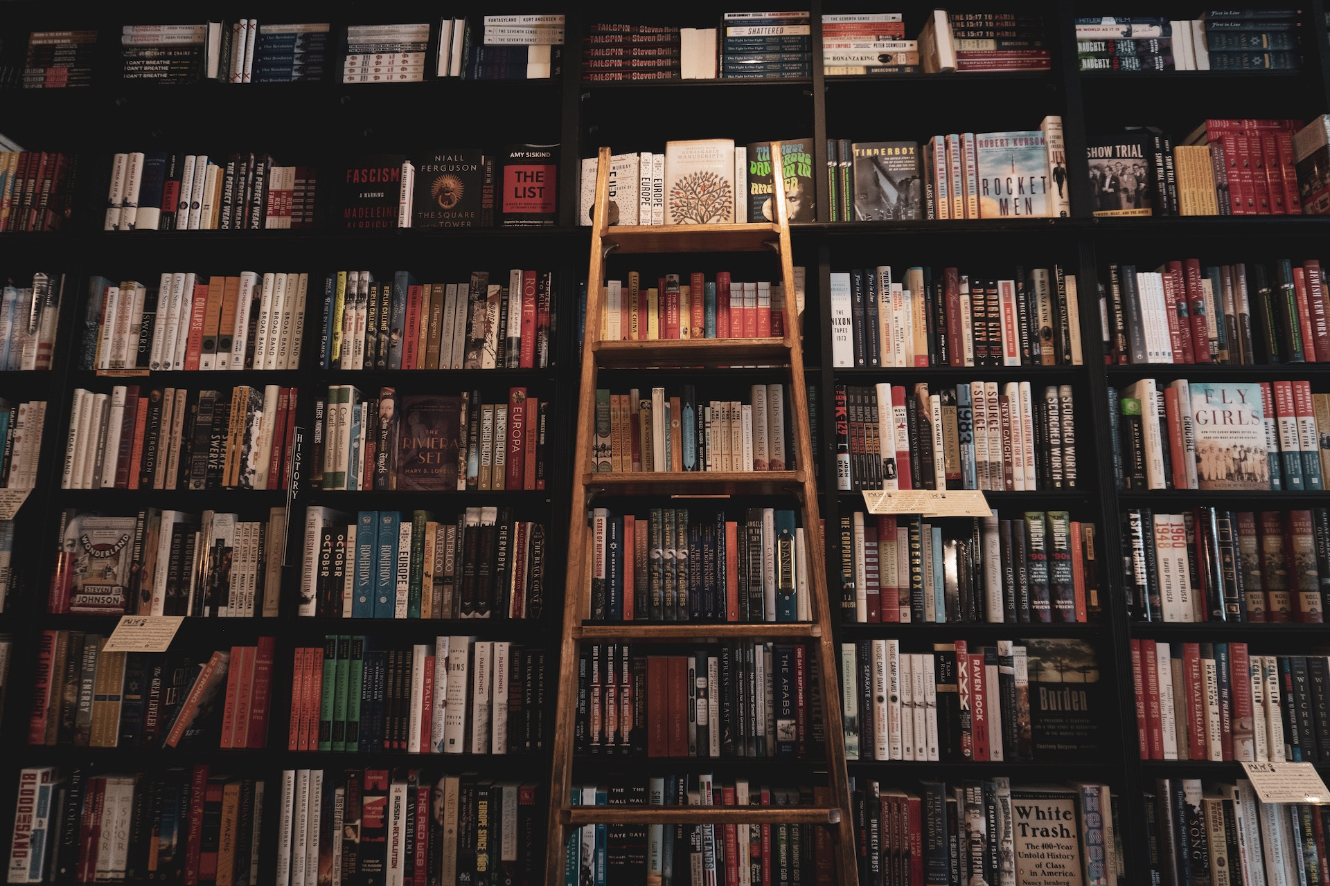 Prywatna biblioteczka – marzenie każdego miłośnika książek