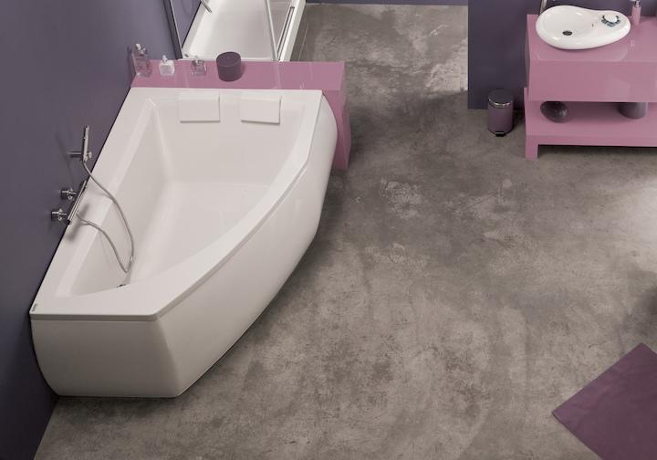 Wanny asymetryczne – idealne rozwiązanie do trudnych łazienek