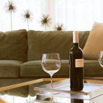 Stół ze szklanym blatem do salonu i do kuchni