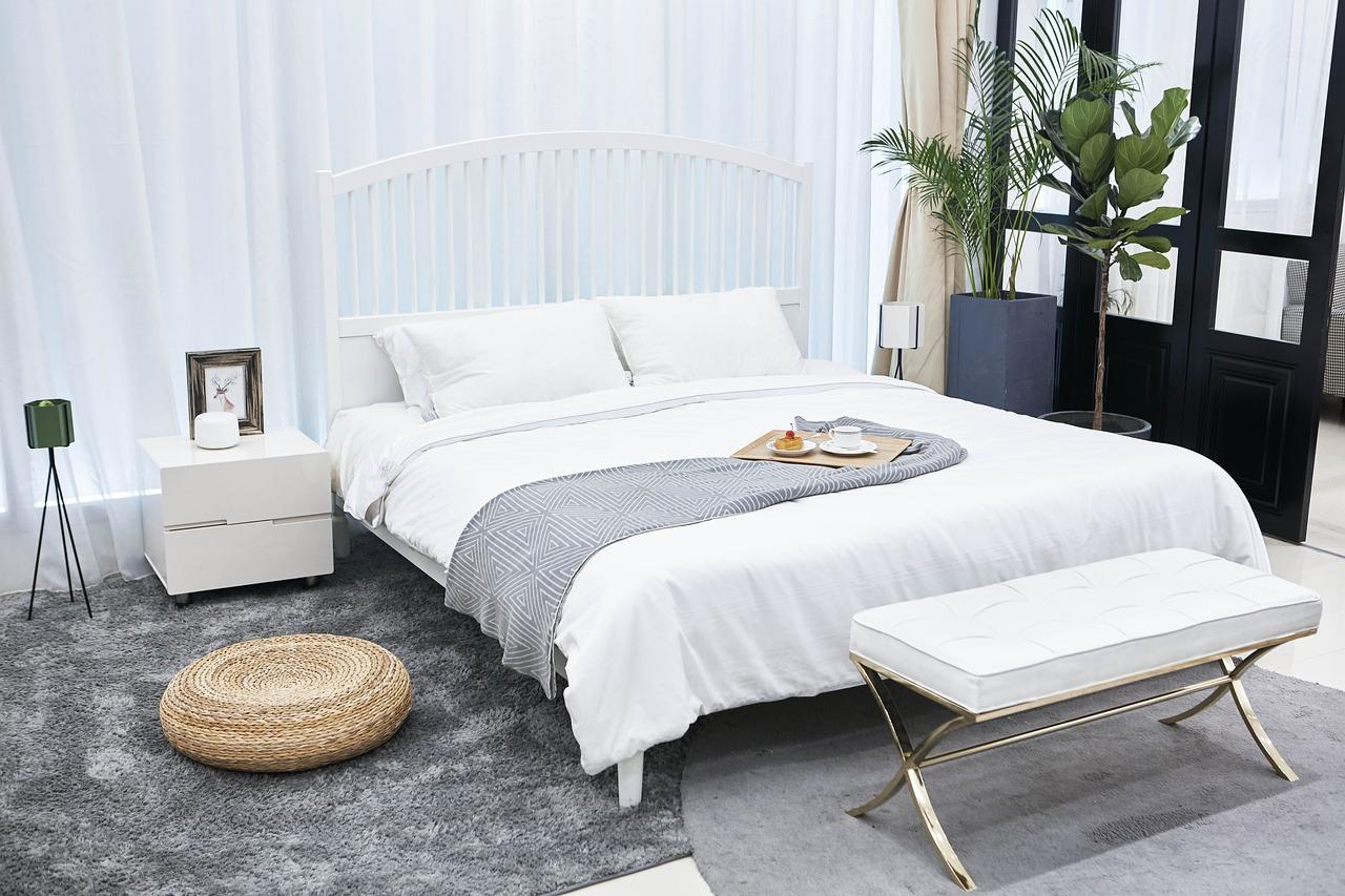 Łóżko do sypialni – wybierz najwygodniejszy model dla siebie